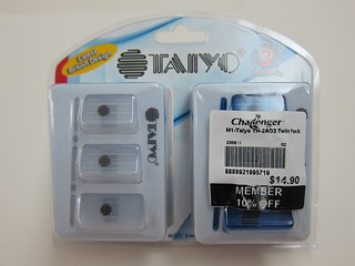 Taiyo 3-Pin Plug Adapter