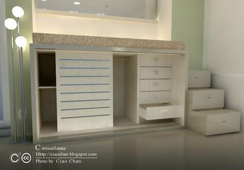小坪數室內設計-測試Vray 3-08