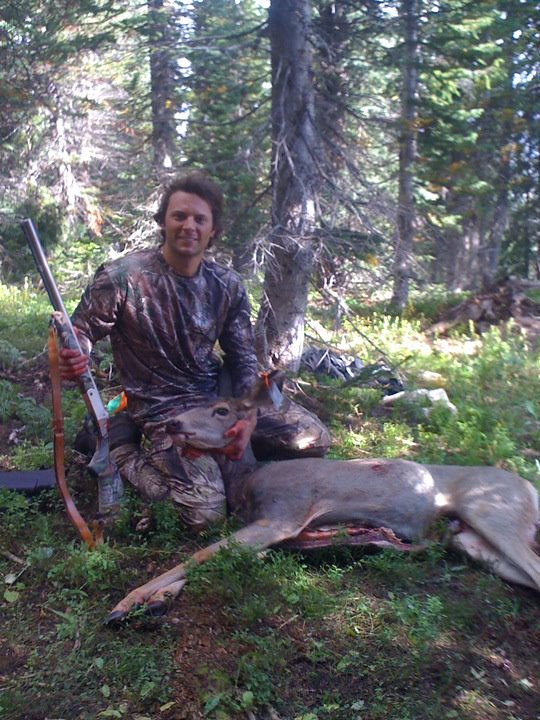 Buckstalker with muley