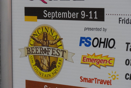 The Cincinnati Beerfest