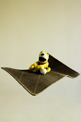 Mr. Oizo on his Magic Carpet (Nick Verschoor) Tags: carpet floating levitation oizo cs5