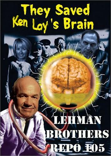 Ken's Lay's  Brain