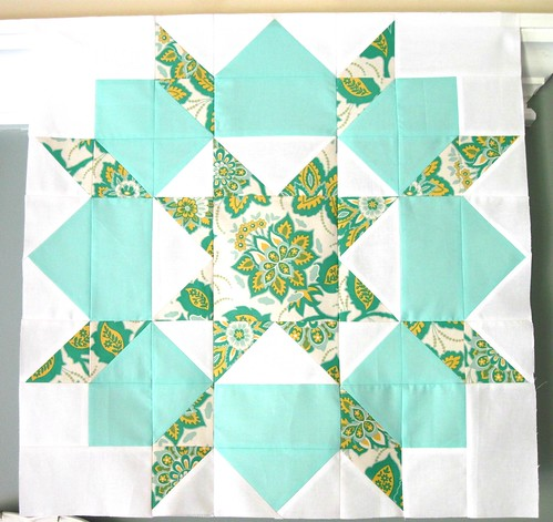 another block for the Swoon quilt