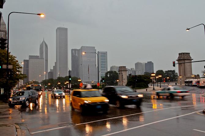 Rainy Last Day