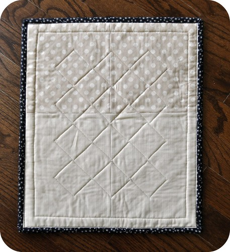 Authentic Mini Quilt