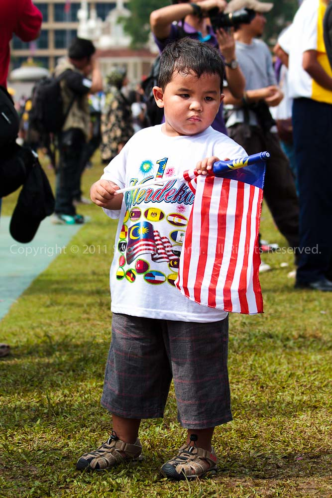 Keep for Next Year Na @ Malaysia Day Celebration, Dataran Merdeka, KL, Malaysia