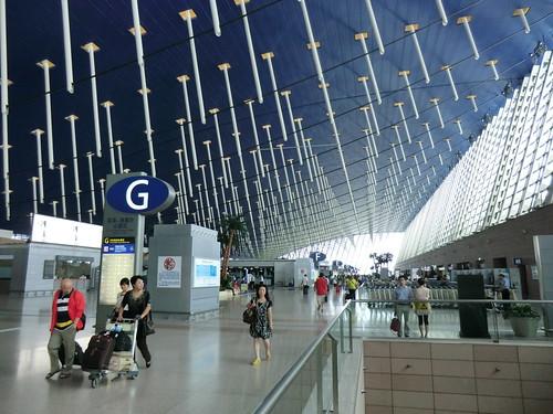 ShangHai PuDong Terminal 1