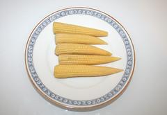 07 - Zutat Maiskölbchen