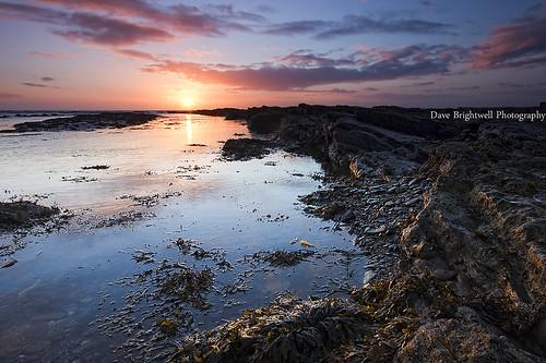 Beadnell Sunrise by jimmypop68