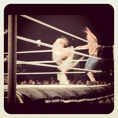 John Cena vs Alberto
