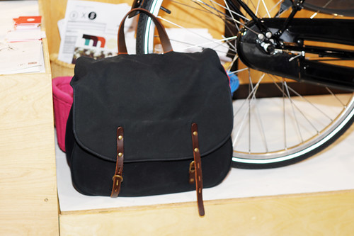 Bobbin Cloth Satchel Pannier