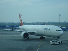 Turkish Airlines (Armenian_Spotter) Tags: port turkey star airport aircraft aviation air istanbul trkei boeing airways airlines turkish alliance avia trkisch