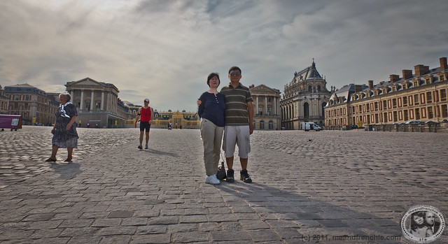 My Parents At Versailles