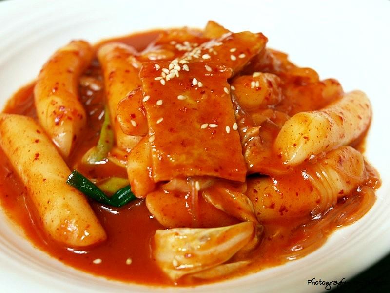 大溪.韓膳:韓式炒年糕