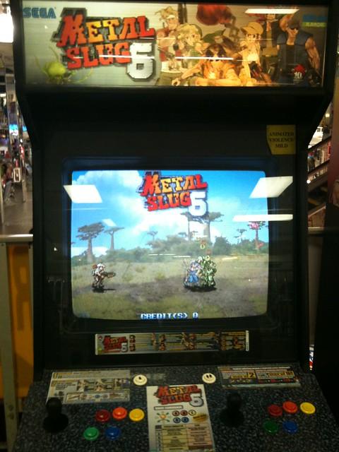 Arcades that are still around