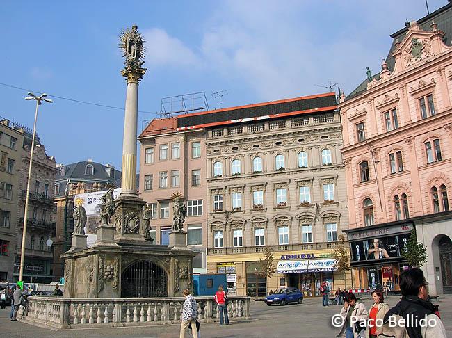 Plaza de la Libertad. © Lola Vázquez, 2005