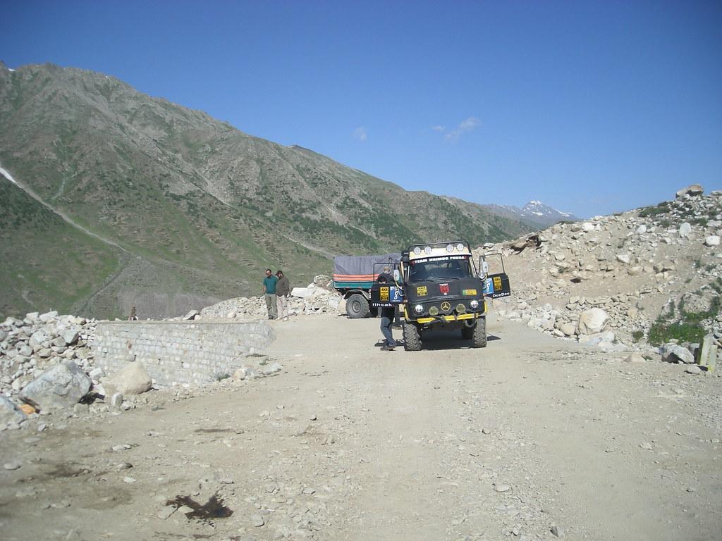 Team Unimog Punga 2011: Solitude at Altitude - 6029921020 8abf7385a8 b