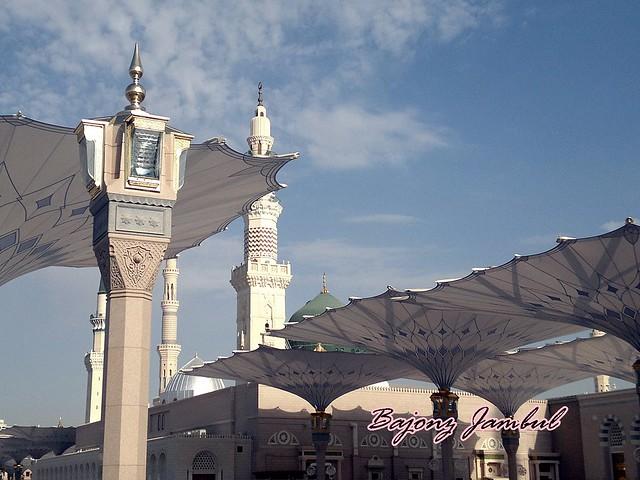 Masjid an-Nabawi Makan Rasul