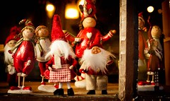 "Cute Danish Christmas figurines • <a style=""font-size:0.8em;"" href=""http://www.flickr.com/photos/44919156@N00/6033738973/"" target=""_blank"">View on Flickr</a>"
