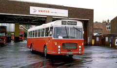 348-32 (Sou'wester) Tags: bus buses nbc united publictransport psv stokesley nationalbuscompany poppyred