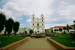 Cathedral of St. Francis Xavier (natashazabota) Tags: belarus grodno