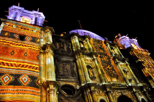 Espectáculo Multimedia Catedral Oaxaca (22)