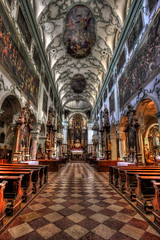 Stift St. Peter in Salzburg (1982Chris911 (Thank you 1.250.000 Times)) Tags: salzburg church stone canon painting austria catholic interior christian hdr highdynamicrange canoneos5d canoneos5dmarkii latebaroque canon5dmkii 5dmarkii canon5dmark2 5dmark2 canon5dmarkii eos5dmarkii canoneos5dmark2 eos5dmark2 krieglsteiner 1982chris911 christiankrieglsteiner christiankrieglsteinerphotography