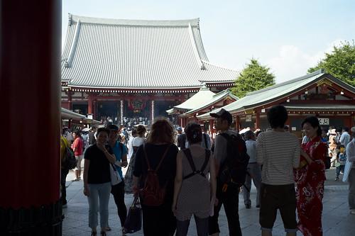 at Asakusa
