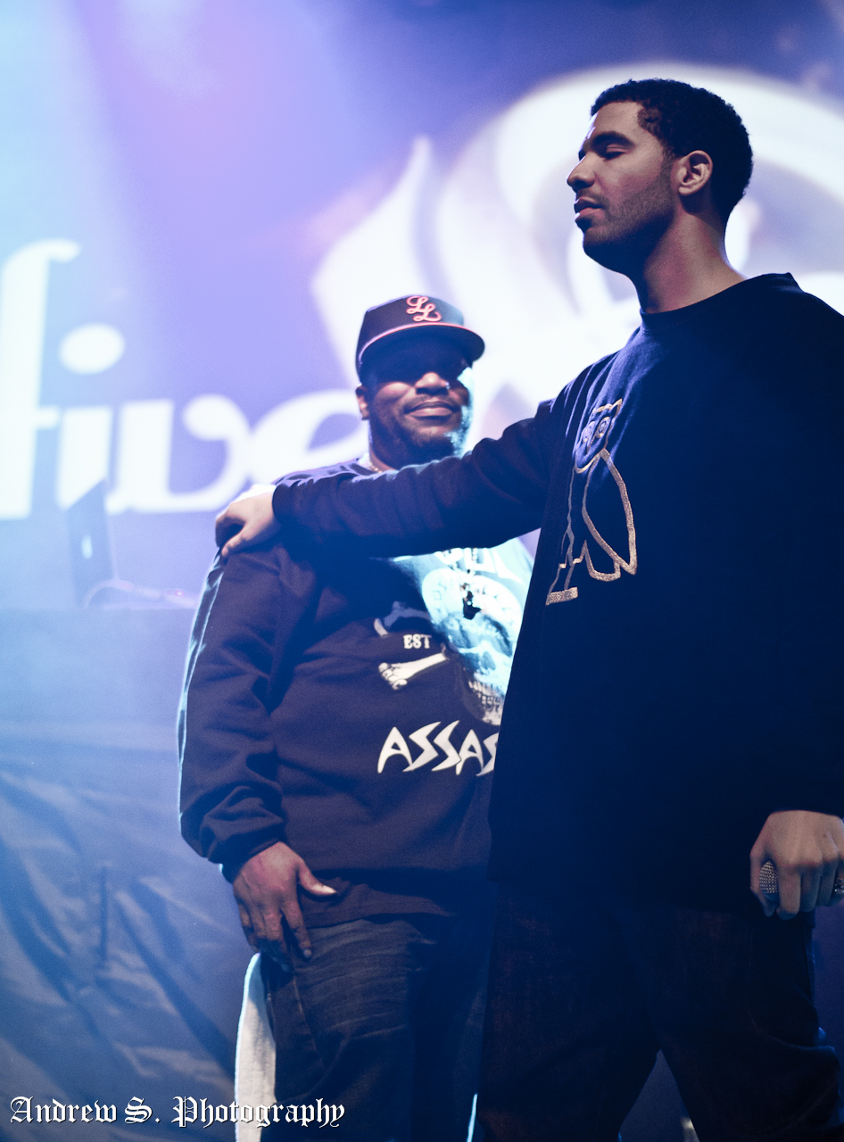 BunB Show and Drake