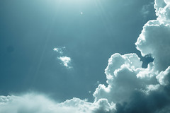 [フリー画像] 自然・風景, 空, 雲, 201108161300