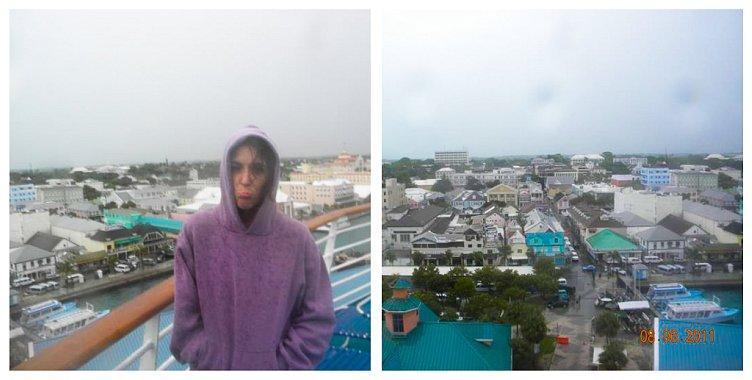 rain in nassau