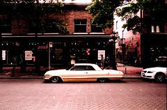 lowrider (Airchinapilot) Tags: street vancouver 35mm fujicast705 expiredfilm c41 kodakhd200 tetenal epsonv700 homedevelopment