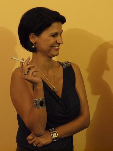 Smoking Fetish Mature
