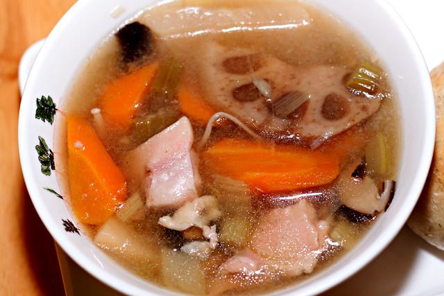 Tokyo Chicken Stew @ $7