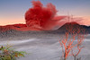 Sunrise Mount Bromo (©Helminadia Ranford) Tags: sunrise indonesia volcano java smoke east mount ash bromo