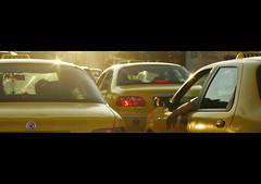 © Stefan Höchst (It's Stefan) Tags: street city light urban reflection cars car yellow turkey calle cab taxi © istanbul amarillo türkei gelb coche hack 車 yol araba taksi sarı 街頭 黄色 タクシー tükiye stefanhoechst ©stefanhöchst