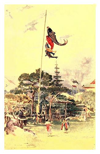 001-El cumpleanños de los niños-Japan & the Japanese 1910- Walter Tyndale