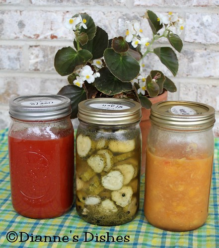 Canning, Preserving and Freezing, Oh My!
