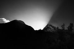 Lightscape (c_c_clason) Tags: leica sunset blackandwhite 35mm georgia landscape caucasus m8 schwarzweiss carlzeiss biogon tsmindasameba mountkazbek