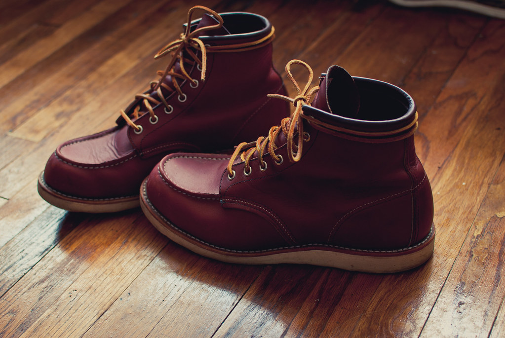 Red Wing Boots 875 - Cr Boot
