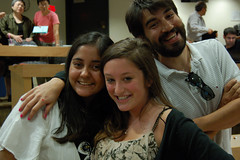 Sunanda, Hannah, and Djordje