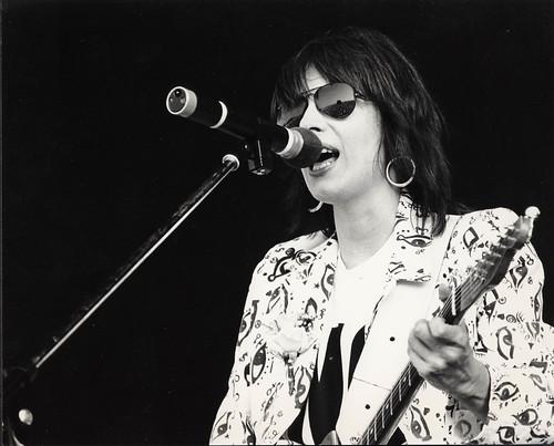 1985 Roeland de Bruyn - Chrissie Hynde of the Pretenders