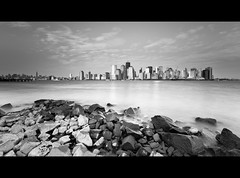 The City on the Shore (RBudhu) Tags: city nyc newyorkcity ny newyork skyline brooklyn manhattan broadway bluesky batterypark gotham newyorknewyork lowermanhattan whotel downtownskyline 7wtc downtownnewyork empirebuilding standardoilbuilding downtownmanhattan newamsterdam onenewyorkplaza onebroadway 7worldtradecenter newyorkcityskyline 55waterstreet bankerstrustbuilding 40wallstreet 1wallstreet 26broadway 25broadway aigbuilding bankofmanhattanbuilding sevenworldtradecenter newyorkcitypanorama 71broadway 100broadway 19rectorstreet oneworldtradecenter twonewyorkplaza artdecoskyscrapers 123washingtonstreet 80weststreet
