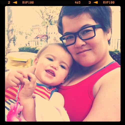 Alili & me.  #instagram