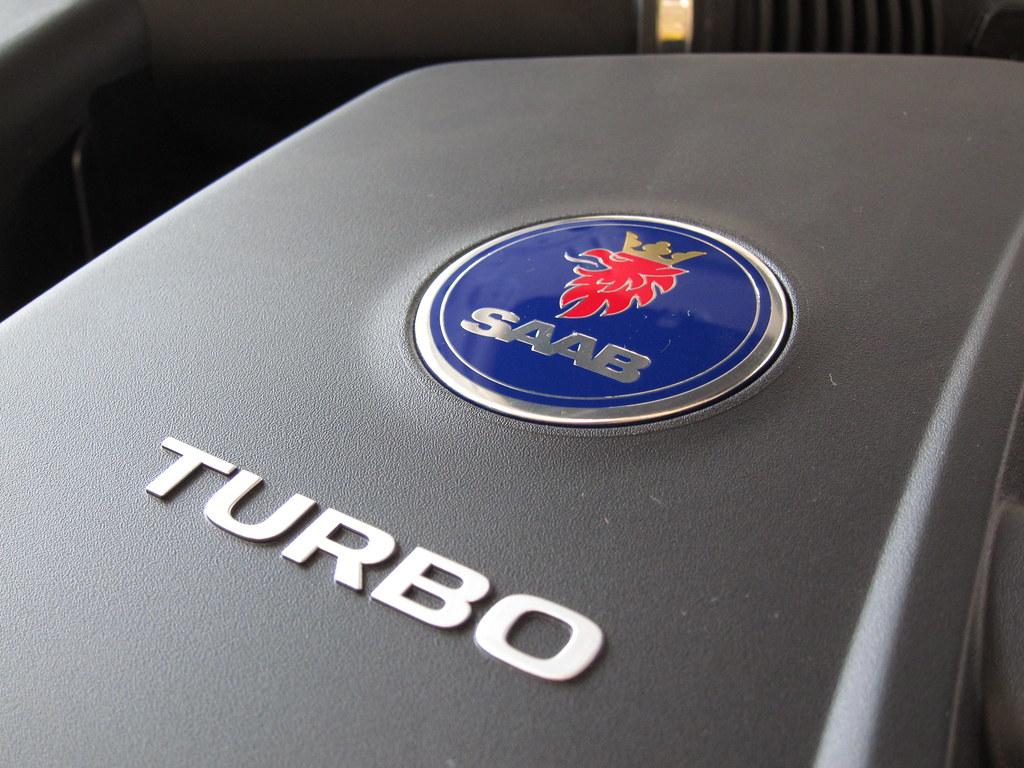 Saab 9-3 turbo Griffin