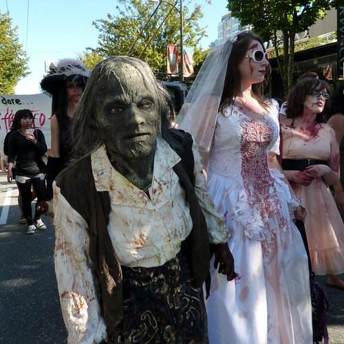 Vancouver ZombieWalk 2011
