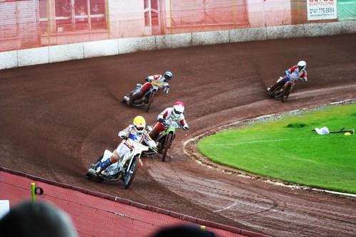 Speedway, Sshfield Stadium