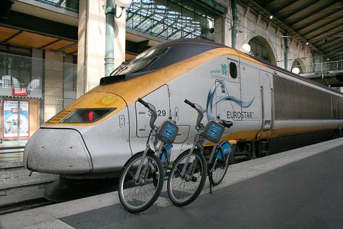 Le Boris Bike est arive en Paris!