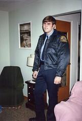 Steve (Northfielder) Tags: stpaulpolice 1985 sppd police reserve steve