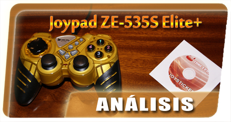 Joypad ZE-535S Elite+ Banner